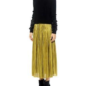Tibi maxi skirt